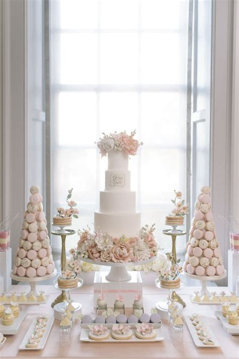 pretty in pink romantic garden inspired fall wedding