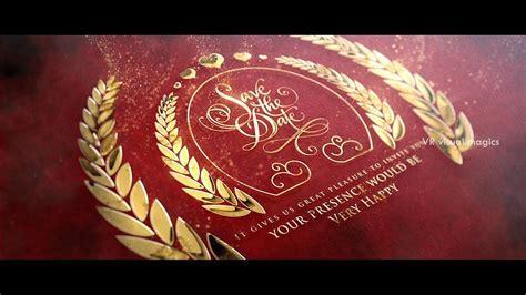 Best    Indian    cinematic    Wedding Invitation video