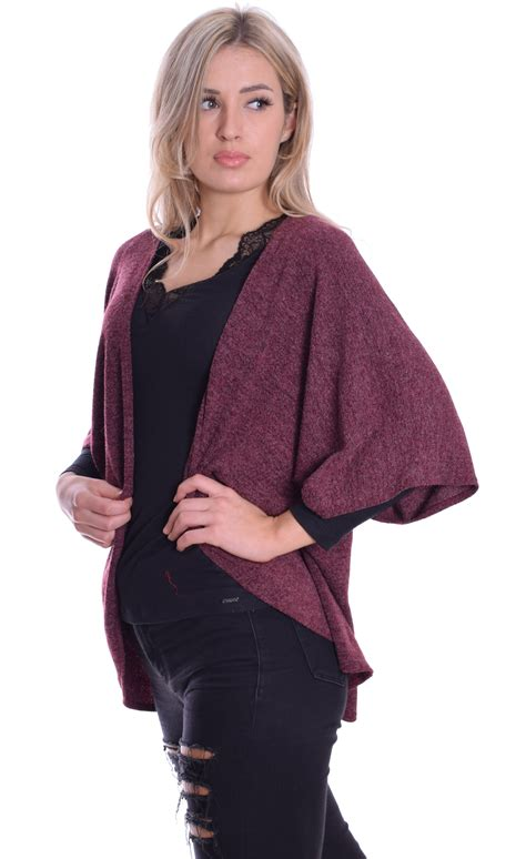 knitted cape cardigan knitted cape cardigan montyq 163 39 00 montyq fashion