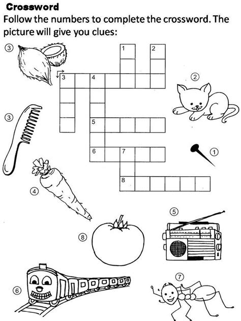 crossword puzzles  kids activity shelter