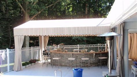 canvas awnings for patios custom fabricated awnings and canopies