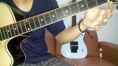video tutorial bermain gitar akustik full tutorial bermain gitar sekuat hatimu last child