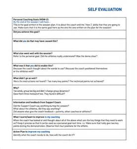 self evaluation template for employees pics for gt free employee self evaluation template forms