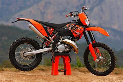 2008 Ktm 125sx 2008 Ktm 125 Exc Moto Zombdrive