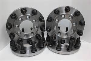 Semi Truck Wheels For Dually Steel 22 5 Semi Wheel 8 To 10 Lug Dually Adapters Gmc