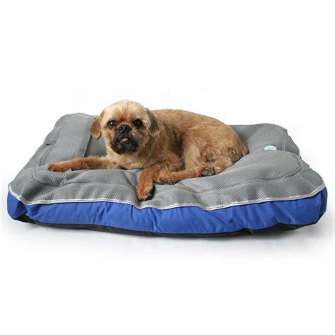 cooling bed for dogs mesh cooling dog bed with insert