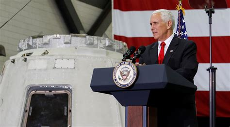 Cleaner Original Nasa we were going to clean it anyway nasa jokes with mike pence faux pas rt viral