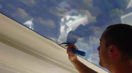 Cout Plafond Tendu by Prix D Un Plafond Tendu Co 251 T Moyen Tarif De Pose