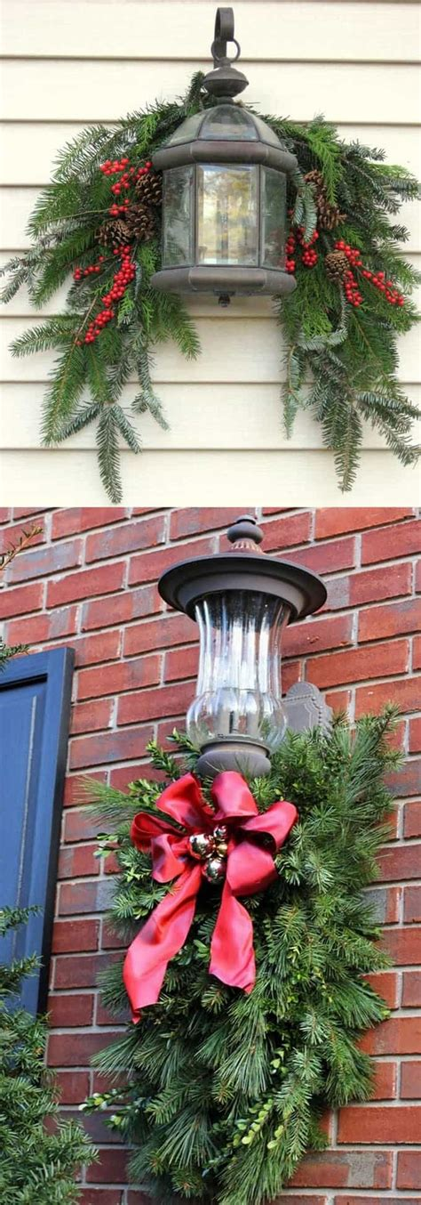cool christmas outdoor decorations ideas 53 decomg
