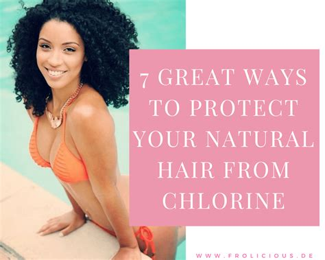 7 Ways To Secure Your Page by 7 Great Ways To Protect Your Hair From Chlorine