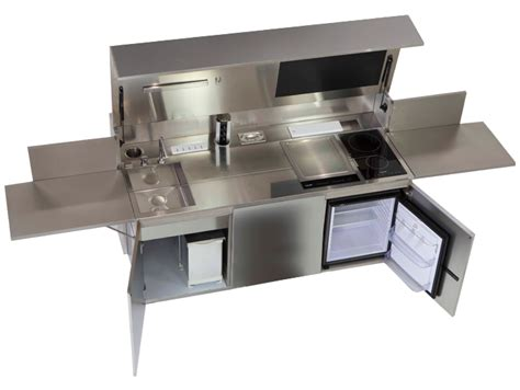 piano cottura da esterno cucina da esterni in acciaio inox marino aisi 316 foster