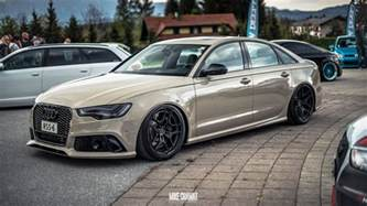 world s audi rs6 c7 sedan debuts at w 246 rthersee 2016