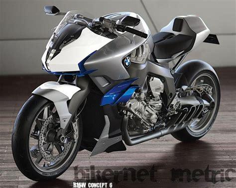 Bmw Inline 6 by The Concept 6 Bmw 1600cc Inline Six Motorcycle Bikermetric