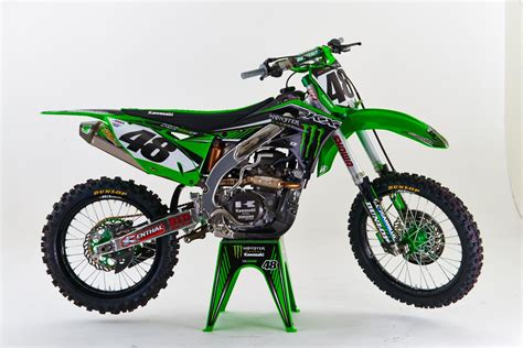kawasaki kmx 125 dekor pictures of energy kawasaki prepping for the 2015