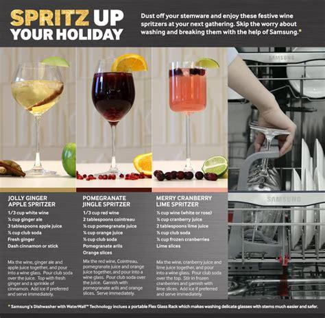 Spritz Yourself Clean by Samsung Spritzers