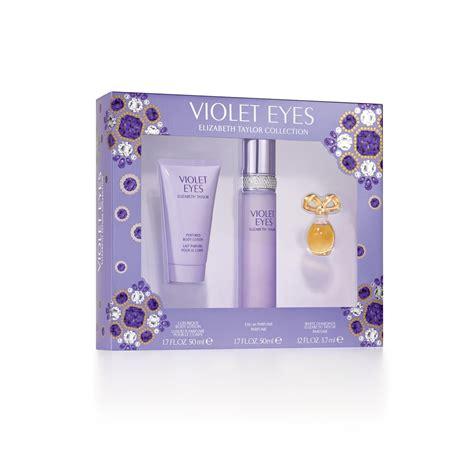 Parfum Elizabeth Touch Of Violet elizabeth violet 3 fragrance set for