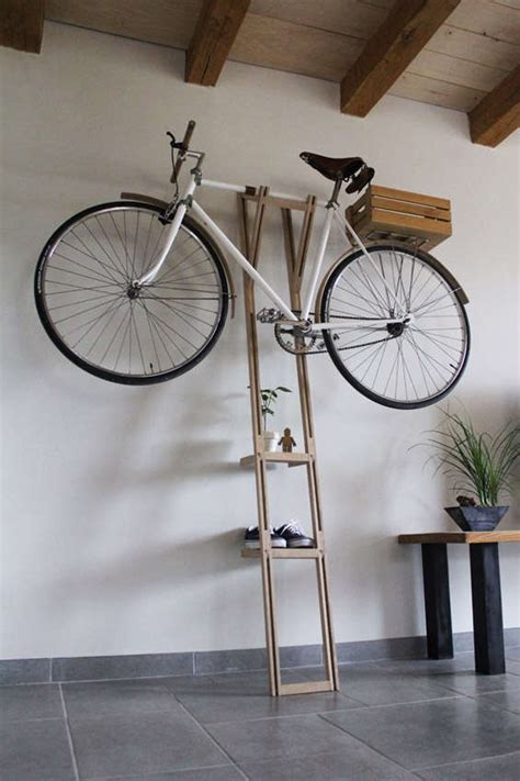 indoor bike storage 21 creative indoor bike storage ideas for space saving