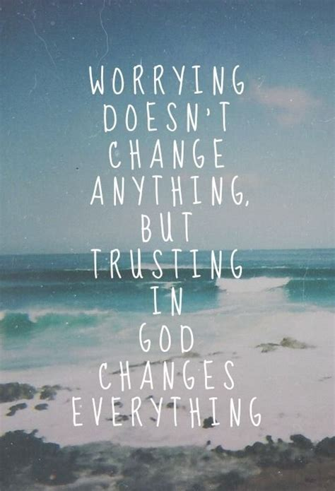 worrying doesnt change  pictures