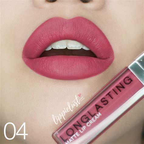 Lipstik Lt Pro Lip swatched lt pro longlasting matte lip lippielust