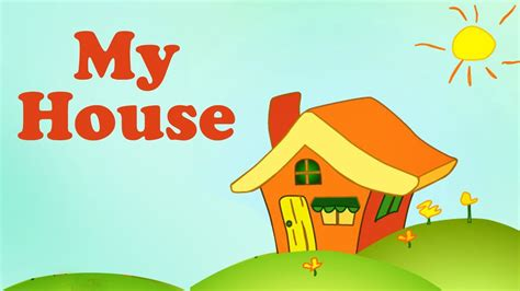 this is my house my house kids learning videos shemaroo kids youtube