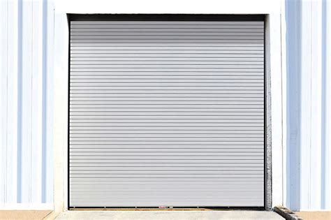 Rolling Overhead Door with Rolling Steel Service Doors 627 Advanced Performance