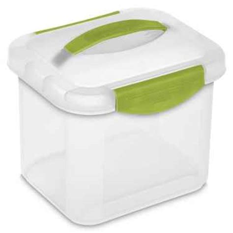 sterilite showoffs storage container sterilite small showoffs storage container 1892