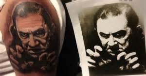 universal monsters hypnotic tattoos las vegas tattoo shop
