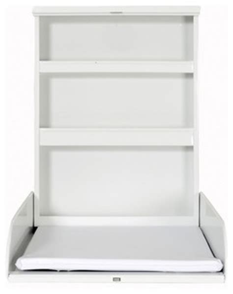 brio changing table brio wall changing table with mattress white
