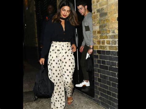 first picture from priyanka chopra s birthday celebration is here and it s overloaded with sweetness priyanka chopra spotted celebrating birthday with nick