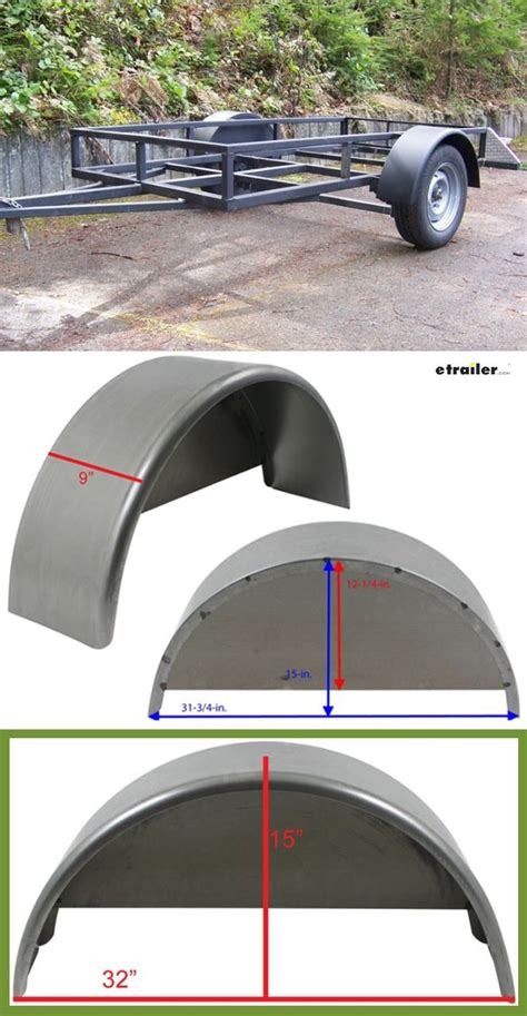 boat trailer inner fender guards 94 best boat trailer accessories images on pinterest