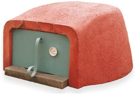 cupola forno a legna forno a legna refrattario prefabbricato mod 80 cm per