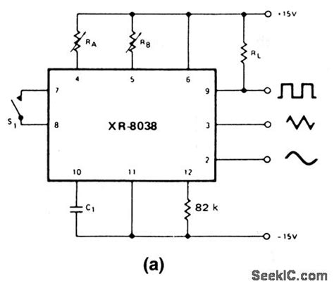 integrated circuit precision waveform generator integrated circuit precision waveform generator 28 images electrical waveforms and