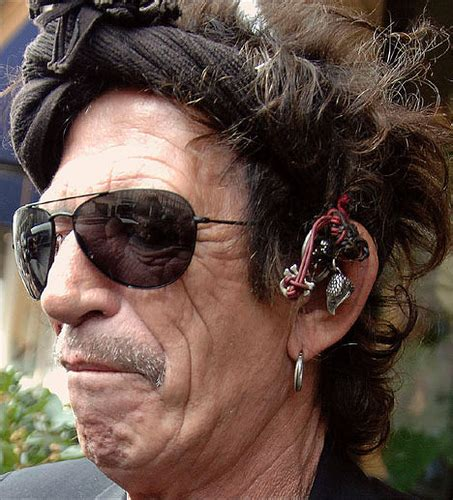 Style Icon: Keith Richards   Accessory After The Fact