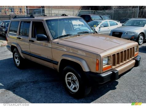 2000 desert sand pearl jeep sport 4x4 62530927 gtcarlot car color galleries