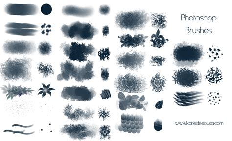 custom pattern brush photoshop 15 free photoshop drawing painting brush sets graphicsfuel