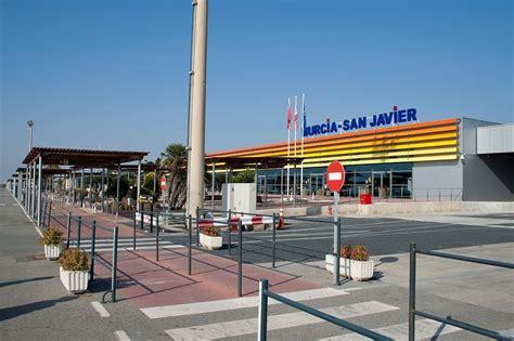 aeropuerto de murcia san javier mjv aeropuertos net - Aeropuerto San Javier Salidas