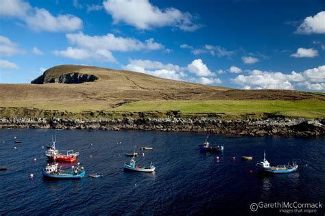 fishing boat licence ireland fishing boats in porturlin harbour co mayo ireland