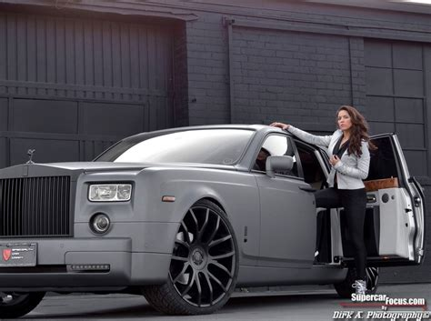 matte rolls royce ghost matte gray rolls royce phantom model car fans blog