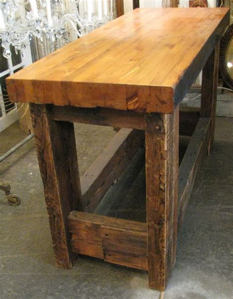 butcher block tables for sale butcher block tables are durable in a kitchen home