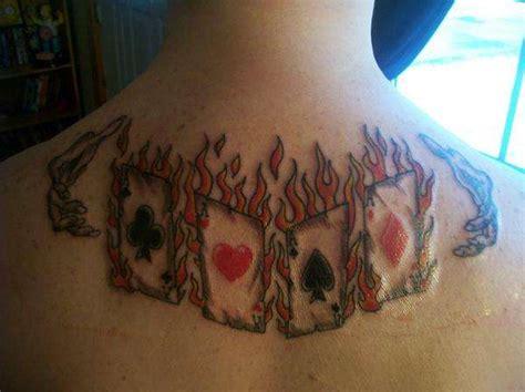 tatuajes de poker m 225 s que cuestionables