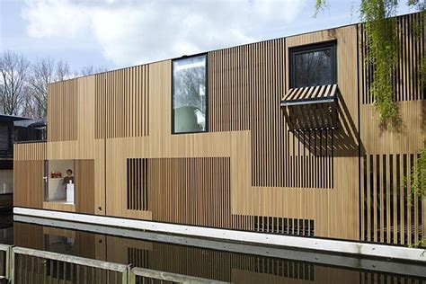 Carport Selber Bauen Material 1176 by Water Villa Eco Luxe Wooden Floating Home In Amsterdam