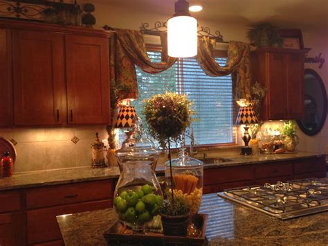 how to home decor the tuscan home decorating the upper cabinets