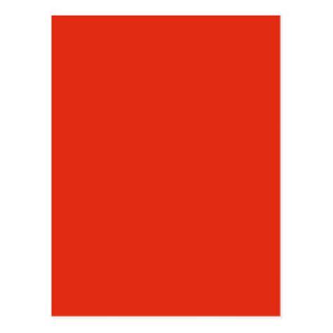 blood orange red solid trend color background ceramic tile blood red color postcards zazzle