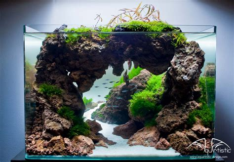 how to aquascape an aquarium 100 aquascape ideas cave aquariums and photography