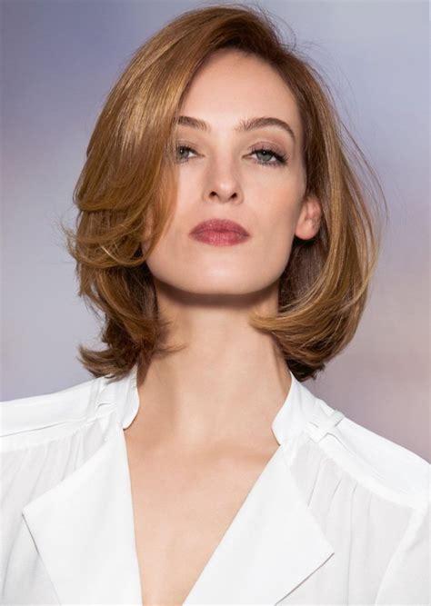 Haar Frisuren by Frisuren 2018 Damen Schulterlang