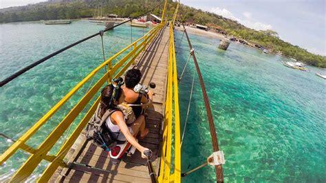 boat murah ke lembongan jembatan kuning nusa lembongan paket tour murah nusa penida