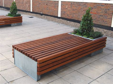 garden bench planter matchbox planter bench garden diy pinterest planter