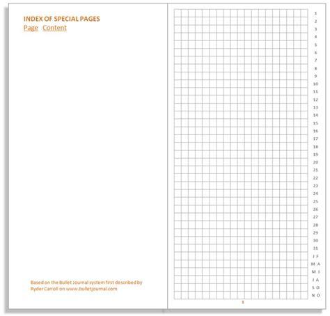 Free Printable Traveler S Notebook Inserts