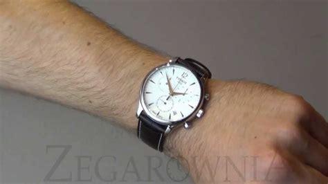 Tissot Tradition Gent T0636101603800 zegarownia pl tissot tradition chronograph t063 617 16 037