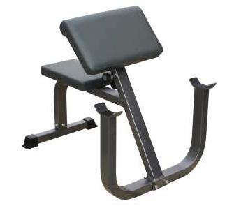 diy preacher bench bodyworx preacher curl bench build huge arms prime fitness